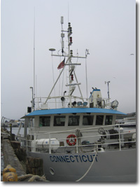 R/V Connecticut