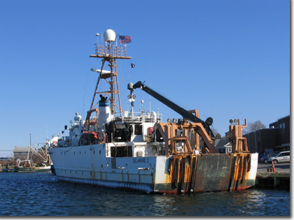 NOAA ship Delaware II