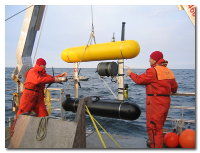 WHOI AUV SeaBED